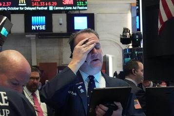 La santé financière des régimes de retraite infectée par la chute des marchés au 1ertrimestre