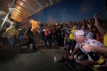 La Slovénie a fêté la victoire de Pogacar dans le Tour)