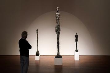 Une quatrième œuvre de Giacometti à 100millions?)