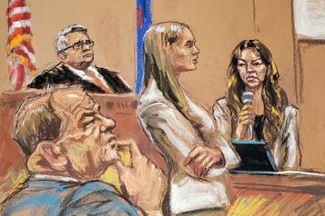 Weinstein: une accusatrice décrit son agression dans une chambre d'enfant