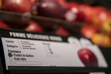 Alimentation locale Fruits et légumes d'ici? Oui, mais pas à n'importe quel prix )