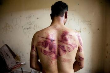 Torture et exécutions Washington réclame des informations sur les détenus en Syrie)