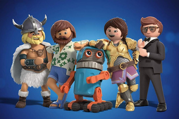 Playmobil: The Movie : un vrai film pour enfants ★★★