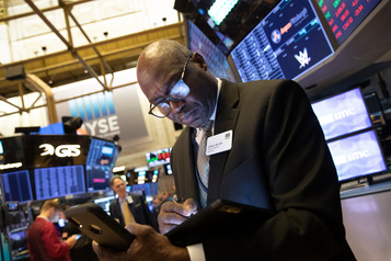 Flambée des prix du pétrole: Wall Street en baisse