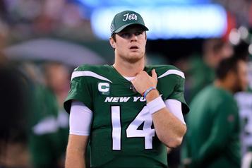 «Je vois des fantômes»: les Jets en veulent au réseau ESPN