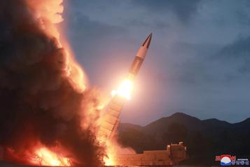 La Corée du Nord tire deux «projectiles non identifiés» dans la mer