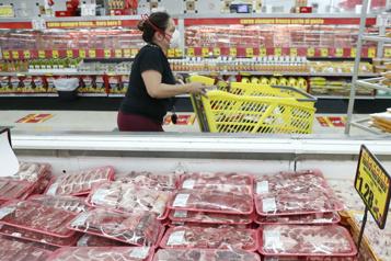La hausse de l'inflation inquiète un peu partout dans le monde)