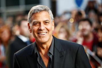 Métiers du cinéma George Clooney lance un programme pour les jeunes défavorisés)