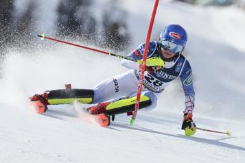 Ski alpin Mikaela Shiffrin va de nouveau cumuler vitesse et technique