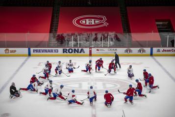 LAH Le Rocket de Laval jouera 36matchs en 2021)