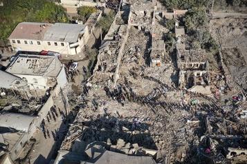 Nagorny Karabakh L'Azerbaïdjan accusé d'avoir violé la nouvelle «trêve humanitaire»)