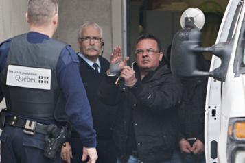 Raynald Desjardins libéré 24 heures plus tôt que prévu )