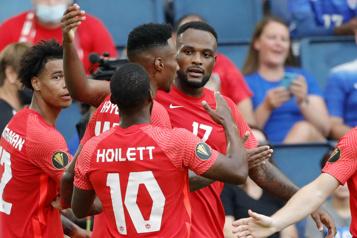 Gold Cup Le Canada défait Haïti4-1)