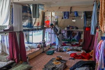 Plongée à l'intérieur de Pul-e-Charkhi, prison afghane désormais vide)