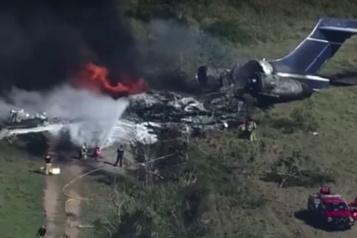Un avion s'écrase au Texas, les 21personnes à bord rescapées