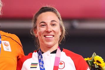 Lauriane Genest «Aux Jeux olympiques, tout le monde a une chance» )