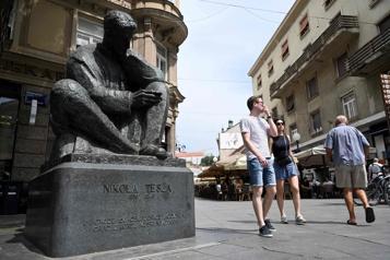 Le projet croate de pièces en euro à l'effigie de Tesla irrite Belgrade)