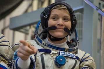 La NASA enquête sur le potentiel premier délit dans l'espace