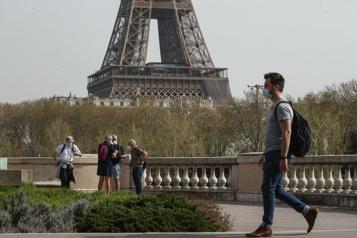 La tour Eiffel rouvrira le 16juillet )