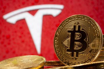 Les bitcoins détenus par Tesla ont atteint 2,48 milliards US)