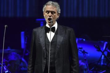 Pour Pâques, Andrea Bocelli chantera dans un Duomo vide