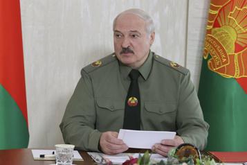 Sanctions européennes envers la Biélorussie Loukachenko renvoie l'Allemagne à son passé nazi)