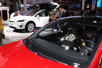 Chine: les ventes d'autos en repli pour le 17e mois d'affilée, pression sur l'électrification)