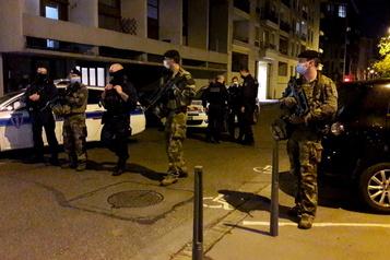 France Un prêtre blessé par balle à Lyon, un suspect interpellé)