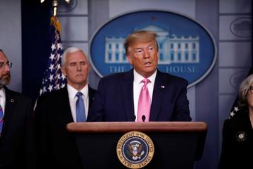 Coronavirus: Trump veut rassurer, nomme Pence coordinateur de la lutte