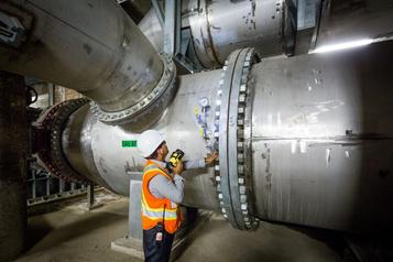 Principale conduite d'eau de Montréal à réparer: «Pas question d'attendre»