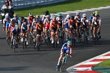 Cyclisme Cinq kilomètres de trop pour Karol-Ann Canuel)
