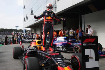Max Verstappen gagne au Brésil, Lance Stroll 19e