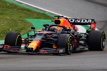 Formule 1 Max Verstappen remporte le Grand Prix d'Émilie-Romagne)