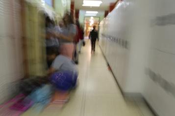 Étude ontarienne L'intimidation a chuté dans les écoles durant la pandémie)
