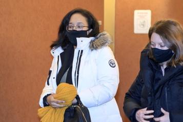 Accusée d'avoir tué son ex-conjoint violent Sabrina Rose Dufour voulait protéger sa grossesse)