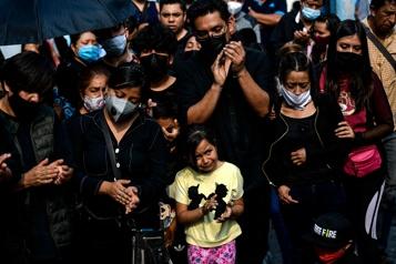 Accident du métro de Mexico Les proches réclament justice)