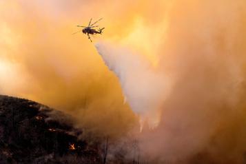 Incendies de forêt Le Canada et les États-Unis ne pourront s'entraider, annonce Ottawa)