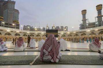 L'Arabie saoudite se prépare à un pèlerinage très réduit)