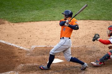 Séries de la MLB Une erreur de Polanco coule les Twins face aux Astros)