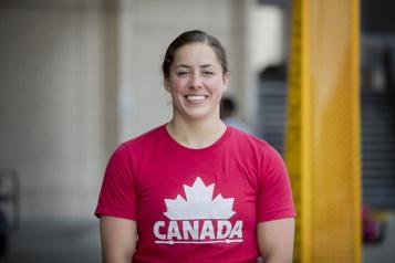 Quatre haltérophiles québécoises sélectionnées pour les Jeux de Tokyo)