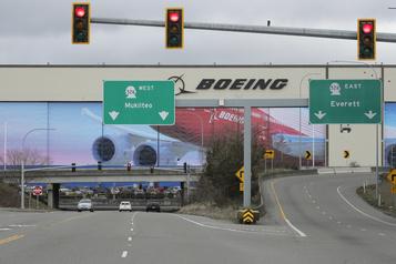 COVID-19: Boeing annonce un plan de départs volontaires