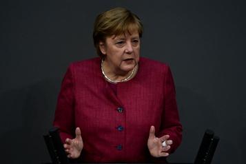 La succession de Merkel déchire la droite allemande plus que jamais)