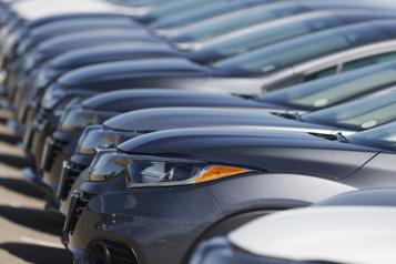 Des ventes automobiles en baisse en septembre