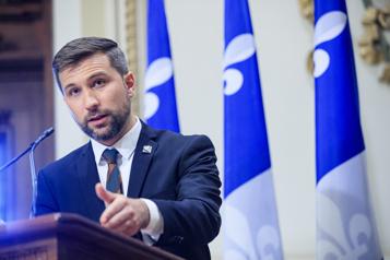 Conseil national Québec solidaire en préparation pour l'élection de 2022)