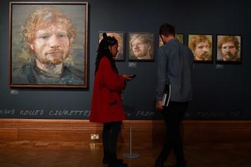 La ville d'Ipswich célèbre Ed Sheeran