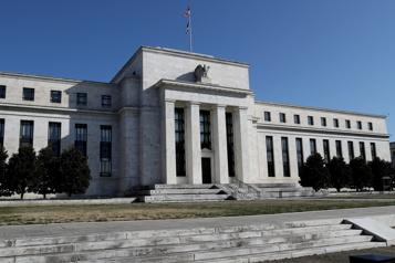La Fed appelle à plus de transparence pour les fonds spéculatifs)