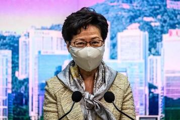 Hong Kong: la loi controversée sur la sécurité nationale aurait été adoptée)