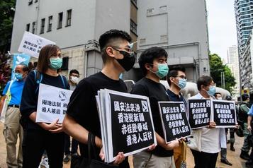 Loi sur la sécurité nationale: indignation à HongKong après la décision de Pékin)