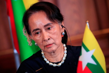 Birmanie L'ex-dirigeante Aung San Suu Kyi jugée pour sédition)