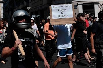 Athènes: Exarcheia s'élève contre «la répression policière»
